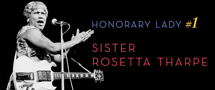 sisterRosetta